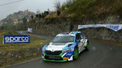 CIR, Rallye Sanremo 2021: Stefano Albertini (Skoda Fabia R5)