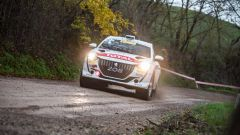 CIR, Tuscan Rewind 2020: Paolo Andreucci (Peugeot 208 Rally4)