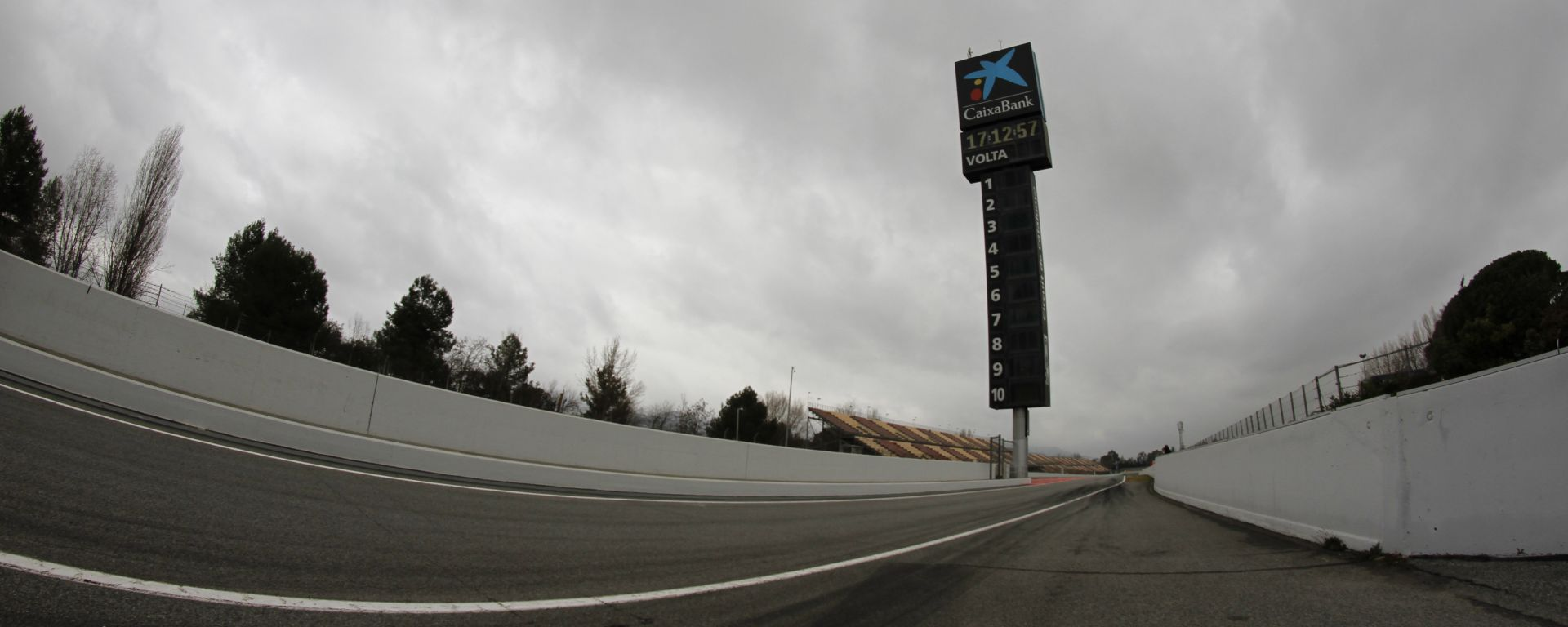 Circuit of Catalunya, Montmelò (Barcellona)