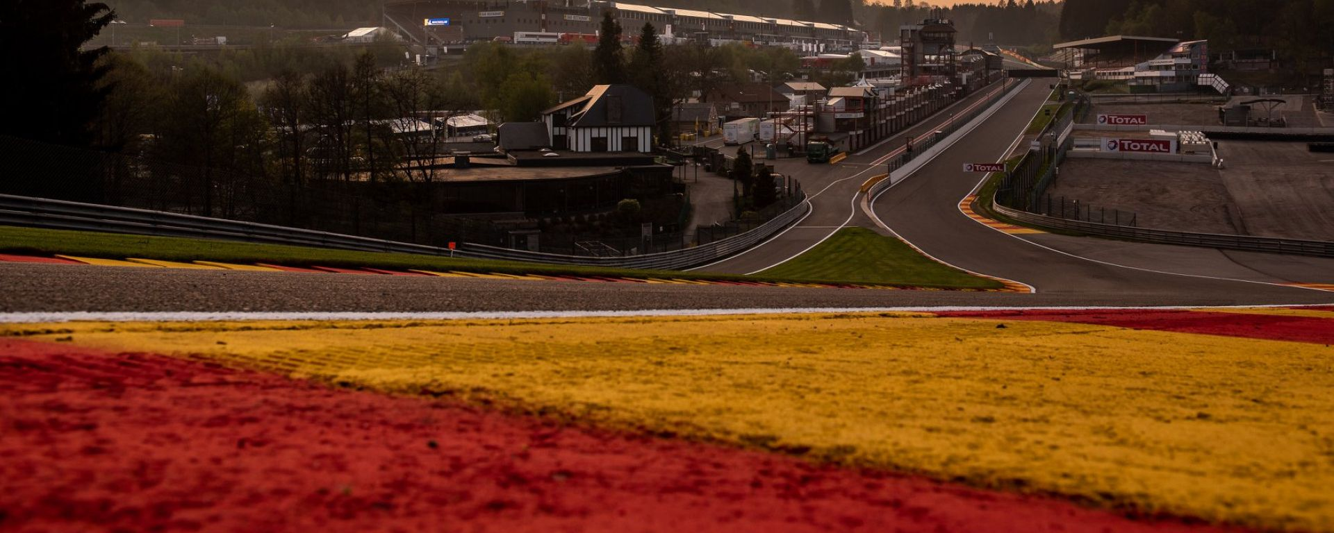 Circuit of Spa-Franchorchamps, Belgium
