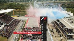 Circuit Of The Americas - starting grid 2016