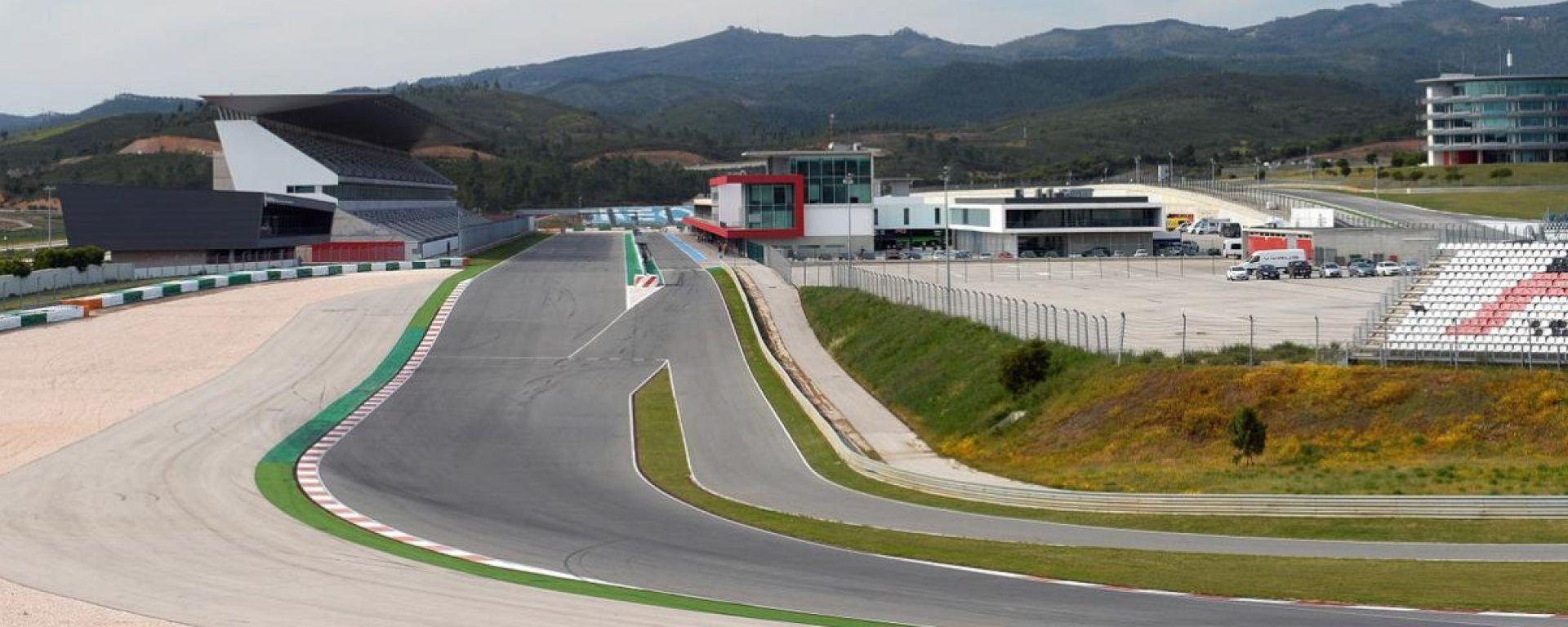 Circuito dell'Algarve, Portimao, Portogallo