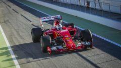 Circuito di Barcellona-Catalunya - Ferrari SF70H 2017 (Sebastian Vettel)