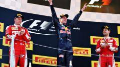 Circuito di Barcellona-Catalunya - la vittoria 2016 di Max Verstappen