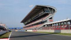 Circuito di Barcellona-Catalunya - tribune
