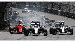 Circuito di Monte Carlo - partenza