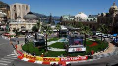 Circuito di Monte Carlo - piazza del casinò