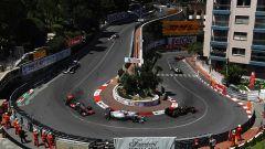 Circuito di Monte Carlo - tornantino del Grand Hotel