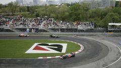 Circuito di Montreal - L'epingle (curva 10)