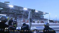 Circuito di Yas Marina - il ritiro di Jenson Button (2016)