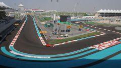 Circuito di Yas Marina - la pista