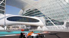 Circuito di Yas Marina - l'hotel Yas Viceroy Abu Dhabi