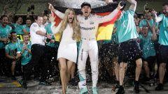 Circuito di Yas Marina - Nico Rosberg Campione del Mondo 2016