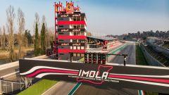 Circuito Enzo e Dino Ferrari, Imola
