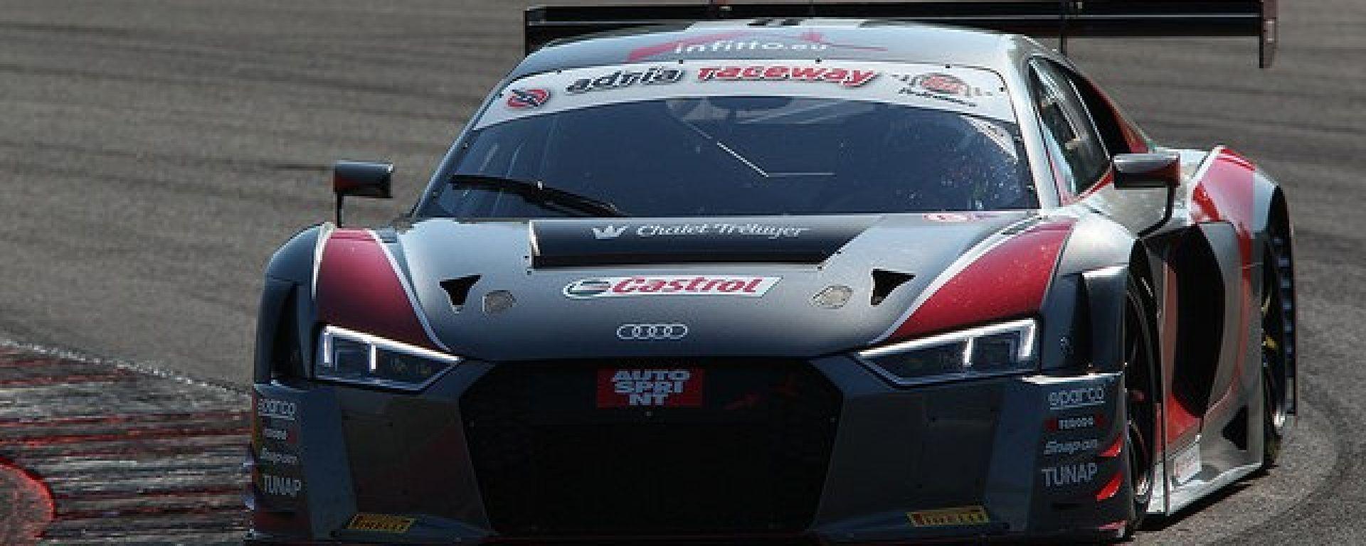 Circuito Misano - Audi Sport Italia, Campionato GT Italiano