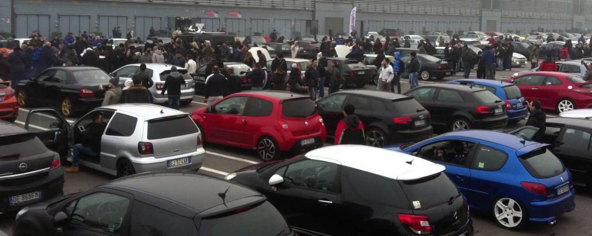 Monza track days: ecco come e quando correre con la propria auto