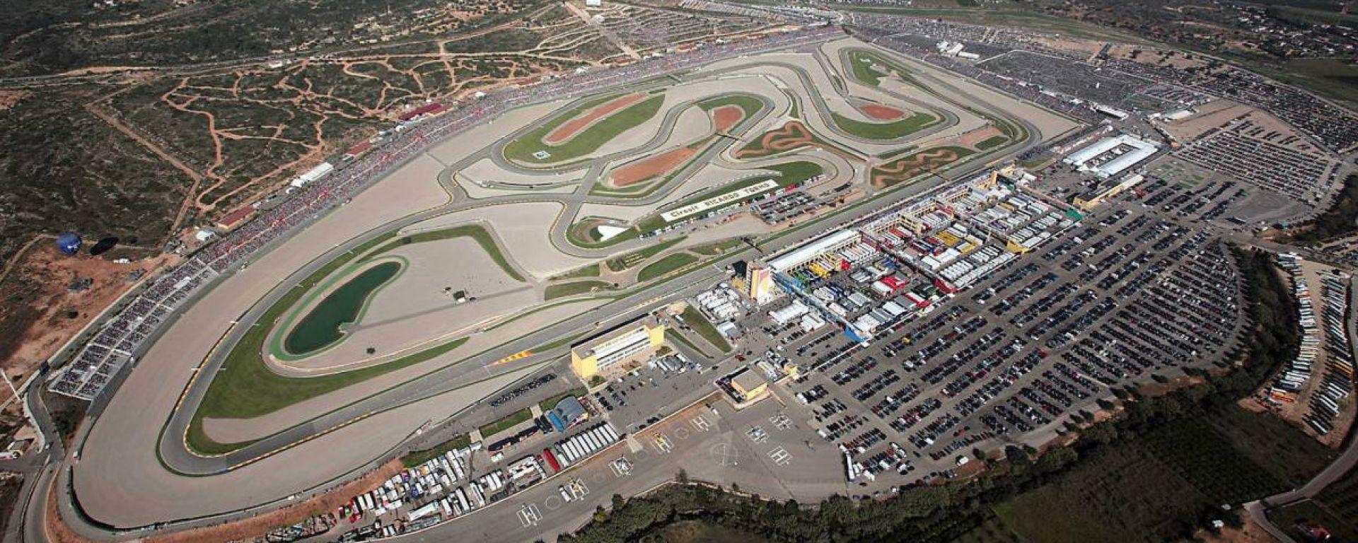 Circuito Ricardo Tormo di Valencia Cheste