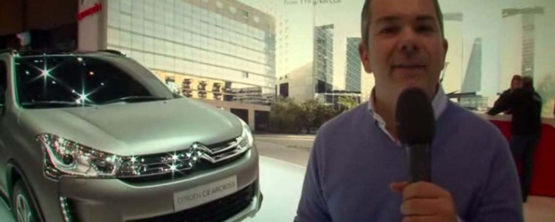 Salone di Ginevra 2012: Citroën