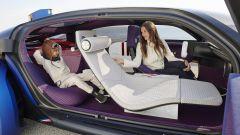 Citroen 19_19 Concept: interni, sedili