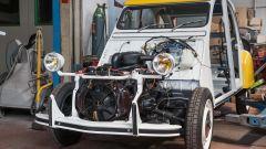 Citroën 2CV Soleil: cronaca di un restauro - Immagine: 1