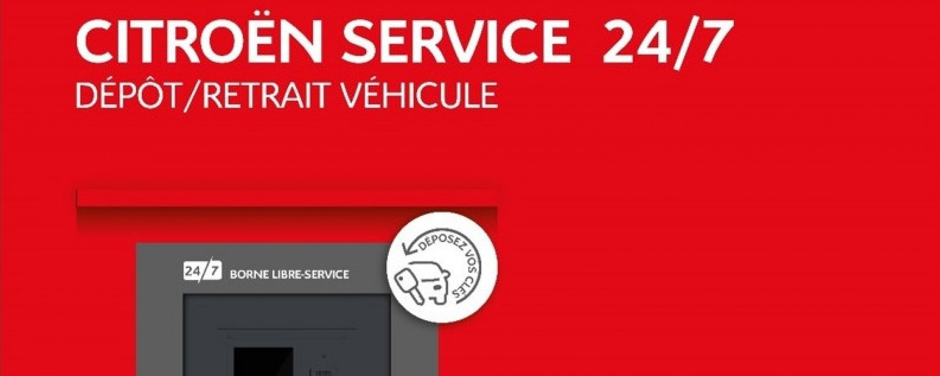 Citroen aftersales service 24/7