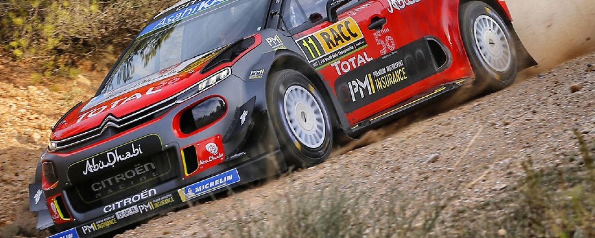Citroen al Rally Australia per replicare la vittoria di Loeb