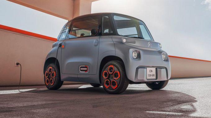 Citroen AMI 100% electric: la soluzione intelligente alla mobilità urbana