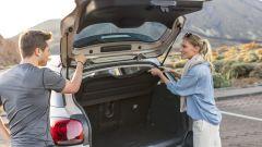 Citroen auto da famiglia: ampio bagagliaio
