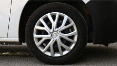 Citroen Berlingo Van: dettaglio della ruota