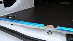 Citroen Berlingo Van: il piano di carico rivestito in PVC