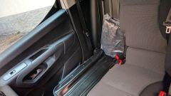 Citroen Berlingo Van: il sedile passeggero ribaltabile