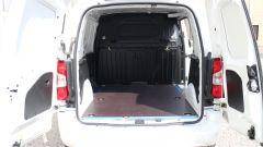 Citroen Berlingo Van: il vano di carico