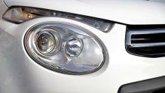 Citroen C1 Garmin Vivofit - dettaglio faro anteriore