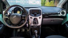 Citroen C1 Pacific Edition gli interni