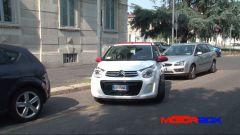 Citroën C1 vs Fiat Panda vs Smart forfour: facilità di parcheggio - Immagine: 2