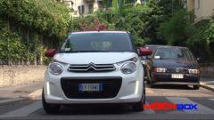 Citroën C1 vs Fiat Panda vs Smart forfour: facilità di parcheggio - Immagine: 3