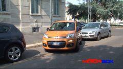 Citroën C1 vs Fiat Panda vs Smart forfour: facilità di parcheggio - Immagine: 6