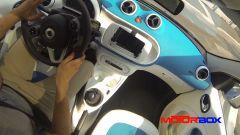 Citroën C1 vs Fiat Panda vs Smart forfour: facilità di parcheggio - Immagine: 9