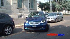 Citroën C1 vs Fiat Panda vs Smart forfour: facilità di parcheggio - Immagine: 1
