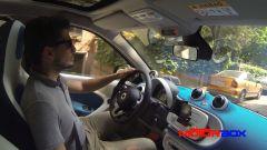 Citroën C1 vs Fiat Panda vs Smart forfour: facilità di parcheggio - Immagine: 10