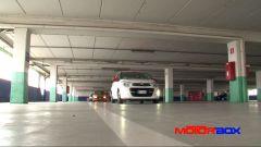 Citroën C1 vs Fiat Panda vs Smart forfour: le prestazioni - Immagine: 6