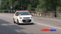 Citroën C1 vs Fiat Panda vs Smart forfour: le prestazioni - Immagine: 7