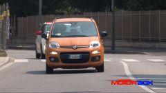 Citroën C1 vs Fiat Panda vs Smart forfour: le prestazioni - Immagine: 3