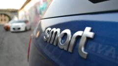 Citroën C1 vs Fiat Panda vs Smart forfour - Immagine: 6