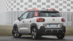 Citroen C3 Aircross 1.6 BlueHDi 120 cv EAT6 Shine: 416 x 174 x 163 cm