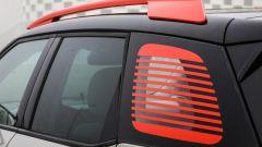 Citroen C3 Aircross 1.6 BlueHDi 120 cv EAT6 Shine: il terzo finestrino è in policarbonato