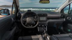 Citroen C3 Aircross: abitacolo super personalizzabile e infotainmet da 7 pollici
