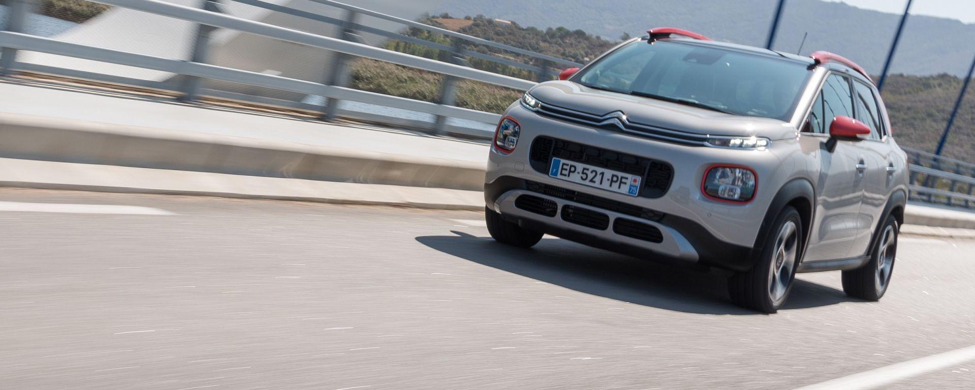 Citroen C3 Aircross: arriva il diesel BlueHDi 110 S&S. Più potente di 10 CV, rispetta la normativa Euro 6.2