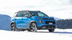 C3 Aircross, su neve il 4WD non serve. C'è il Grip Control - Immagine: 9