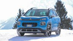 C3 Aircross, su neve il 4WD non serve. C'è il Grip Control - Immagine: 10